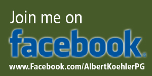 Like Albert Koehler on Facebook Button